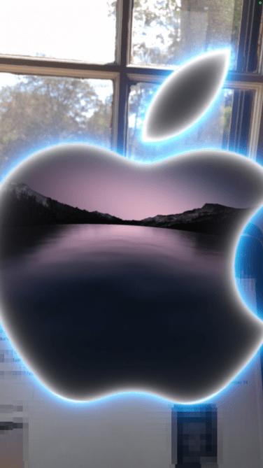 AR al evento de iPhone13