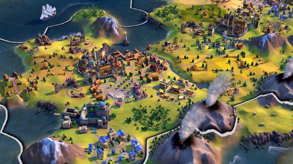 Juegos Android 2021 - CIVILIZATION VI