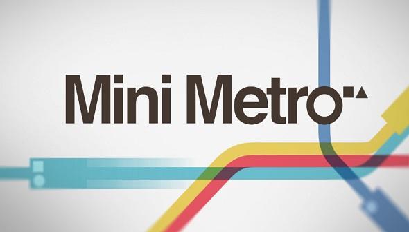 Juegos Android 2021 - MINI METRO